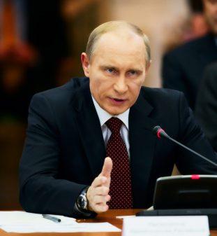 wladimir putin foto slavko sereda shutterstock - Putin Lebenslauf