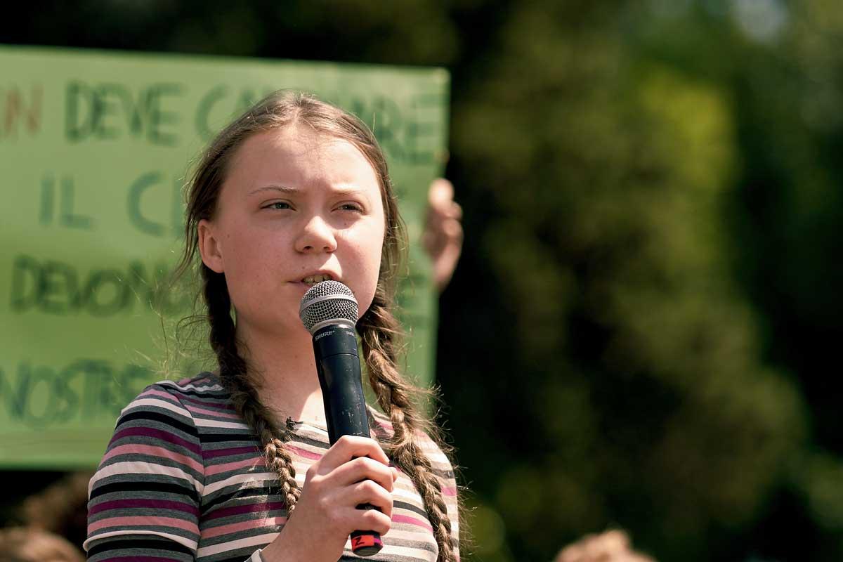 Greta Thunberg Alter Körpergröße Krankheit Lebenslauf
